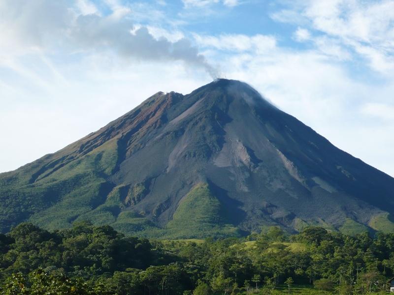 Tag 6 Vulkan Arenal