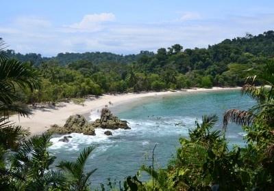 Costa Rica Rundreisen und Baden - Traumhafter Strand