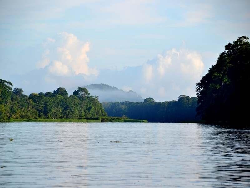 Fluss Madre de Dios