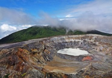 Vulkan Poás